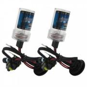 35W H4-2 Xenon lampor - 6000K