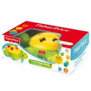 Fisher Price Broasca Testoasa cu forme Turtle Shape Sorter