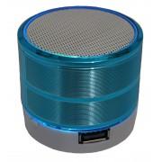 Bluetooth Led világító Mini hangszóró Mp3,Rádió,USB, TF/micro SD kártya - csíkos