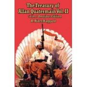 The Treasury of Allan Quatermain Vol II by Sir H Rider Haggard