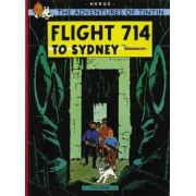 The Adventures of Tintin: Flight 714 to Sydney by Herge Herge