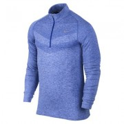 Nike Dri-FIT Knit Half-Zip Men's Running Shirt
