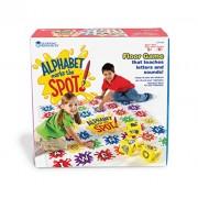 Alphabet Marks The Spot Game