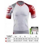 Tricou alergare Compressport Trail Running Shirt