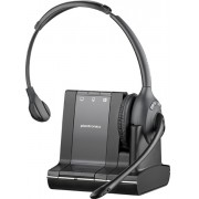 Casca Bluetooth Plantronics Headset SAVI W710 3 in 1 - Black