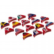 Prologo World Flag Clip - Great Britain