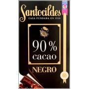 CHOCOLATE NEGRO 90 CACAO 200 GRAS