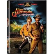 Allan Quatermain and the Lost City of Gold DVD 1986