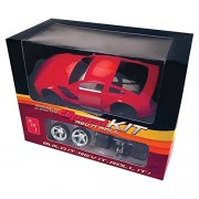 """AMT AMTF102 scala 1:20 """"2009 Ford Mustang GT Speed Rev n Roll"""", modello"""