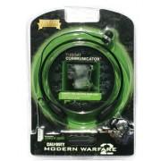 Mad Catz - Micrófono Throat Communicator C.O.D. Modern Warfare 2 (Xbox 360)