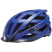 UVEX i-vo Helm royal blue-cyan mat 56-60 cm 2016 Fahrradhelme