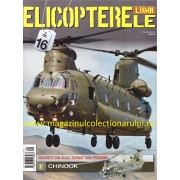 Elicopterele lumii Nr.16 - Chinook