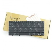Eathtek New Laptop Keyboard for HP Compaq Mini 110 Mini110 1101 110c-1000 Series Black US Layout Compatible with part number 533549-001