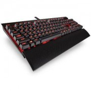 Геймърска клавиатура Corsair Gaming K70 LUX Mechanical Gaming Keyboard -Red LED -Cherry MX Blue - CH-9101021-NA