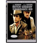 BUTCH CASSIDY AND THE SUNDANCE KID DVD 1969