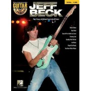 Guitar Play-Along Volume 125 by Jeff Beck