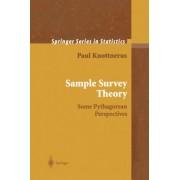 Sample Survey Theory by Paul Knottnerus