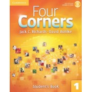 Four Corners Level 1 Student's Book with Self-Study CD-ROM by Jack C. Richards
