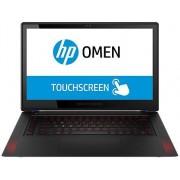 "Laptop HP OMEN 15-5000na (Procesor Intel® Core™ i7-4710HQ (6M Cache, up to 3.50 GHz), Haswell, 15.6""FHD, Touch, 16GB, 256GB SSD, nVidia GeForce GTX 860M@4GB, Tastatura iluminata, Win8.1 64-bit) + Bonus NVIDIA: Discover The Thrill - 1 joc gratuit la aleger"