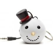 Boxa portabila KitSound Trendz Mini Buddy Snowman 2 W