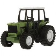 Blue Die-Cast Farm Tractor 1:32 Scale