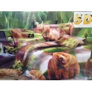 Lenjerie 5D din 4 piese