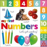 Numbers Let's Get Counting by DK