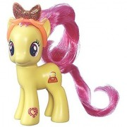 My Little Pony Friendship is Magic Pursey Pink Figure