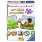 Garden Animals My First Puzzle 2-Piece