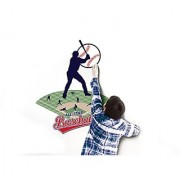In My Room Wild Walls Baseball Star Wall Decal Light & Sound Show Room Dcor
