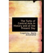 The Turks of Central Asia in History and at the Present Day by Czaplicka Marie Antoinette