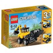 Lego Creator vehículos de la construcción 31041 6 +