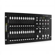 Beamz DMX-024PRO, 24-канален DMX контролер, контролен панел за осветление (Sky-154.062)