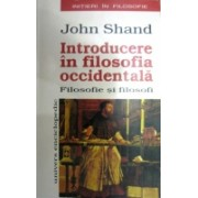 Introducere in filosofia occidentala (filosofie si filosofi)