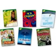 Oxford Reading Tree: Level 12A: Treetops More Non-Fiction: Pack of 6 (6 Books, 1 of Each Title) by Elspeth Graham