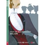 Bel-Ami + CD by Guy de Maupassant