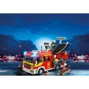Vehicul Anti-Incendii Cu Lumini Si Sunete