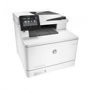 HP Color LaserJet Pro MFP M477fnw Voordeelbundel