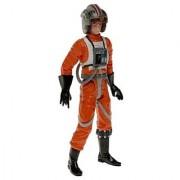 Star Wars: Power of the Jedi Luke Skywalker (X-Wing Pilot) Action Figure
