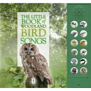 The Little Book of Woodland Bird Songs by Caz Buckingham