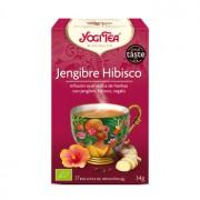 JENGIBRE HIBISCO BIO 17 Infusiones
