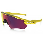 Oakley Radar EV Path team yellow/prizm road Brillen & Goggles