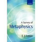 A Survey of Metaphysics by E. J. Lowe
