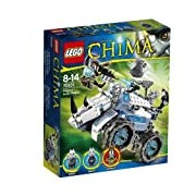 LEGO Chima 70131: Rogon's Rock Flinger