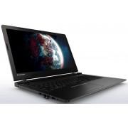 Laptop Lenovo IdeaPad 100 80QQ01DNRI, Intel Core i5 4288U, 3 GHz, 15.6 inch, 4GB DDR3, HDD 500 GB, nVidia 2 GB, negru