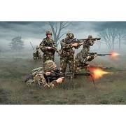 REVELL 02519 1/72 - Revell Modern British Infantry ( British Royal Army Modern ) Plastic Toy Soldier Set