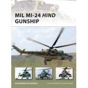 MIL Mi-24 Hind Gunship by Alexander Mladenov