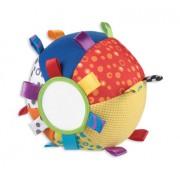 Звъняща мека топка с етикети Playgro My First
