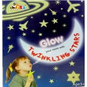 Glow Your Rooms - Twinkling Stars