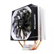 NOX HUMMER H-300 Dissipatore per CPU, Nero